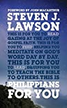 Philippians For Y...