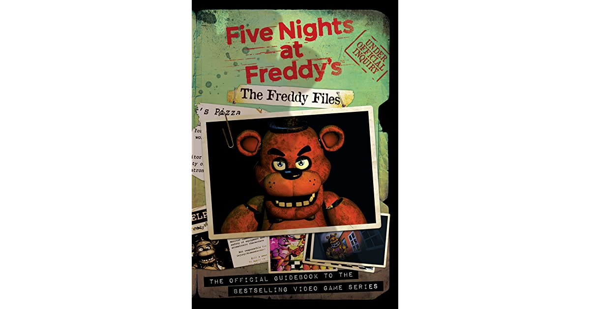 Ana Mardoll's review of Five Nights at Freddy's: The Freddy