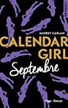 Calendar Girl - Septembre by Audrey Carlan