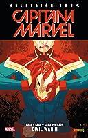 Capitana Marvel, Vol. 6: Civil War II