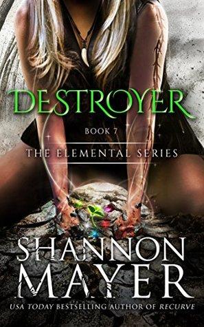 Destroyer (The Elemental Series, #7)