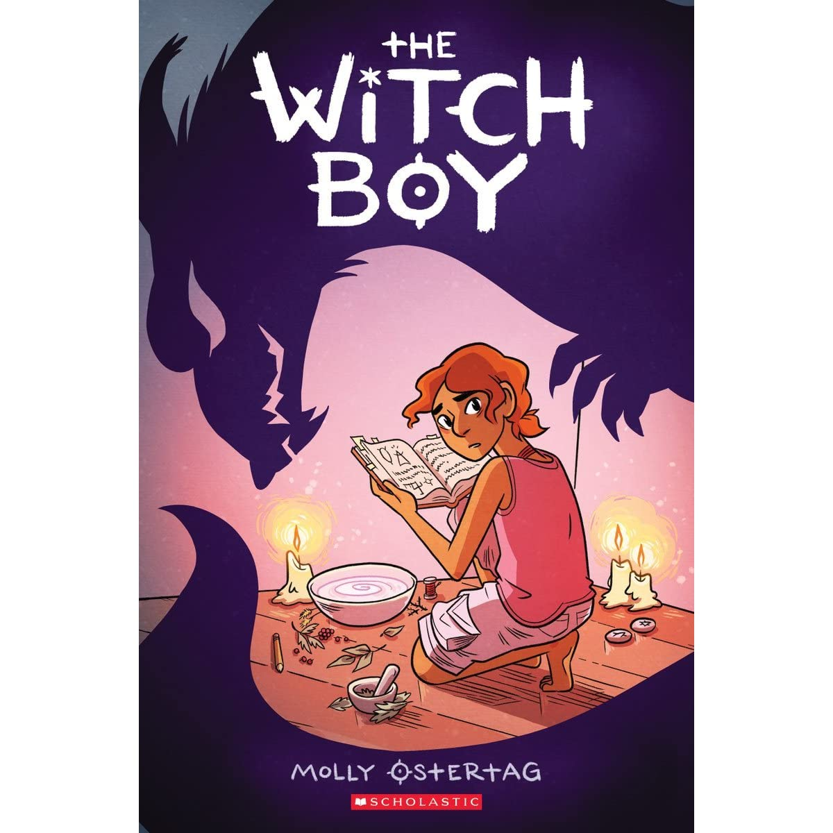 The Witch Boy (The Witch Boy, #1) by Molly Ostertag
