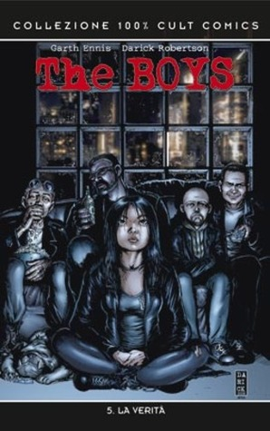 The Boys, vol. 5 by Garth Ennis