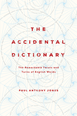 The Accidental Dictionary by Paul Anthony Jones