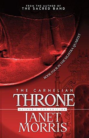 The Carnelian Throne  (Silistra, #4)