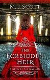 The Forbidden Heir (The Four Arts, #2)