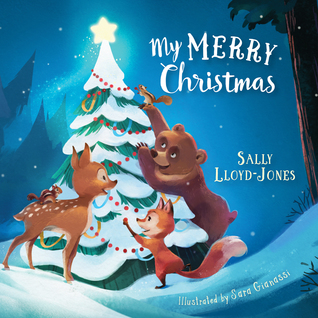 My Merry Christmas by Sally Lloyd-Jones