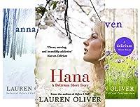 Delirium Stories: Hana, Annabel, and Raven (3 Book Series)