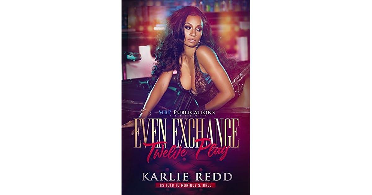 Even exchange karlie redd book