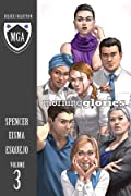 Morning Glories: Deluxe Collection, Volume 3