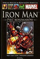 Iron Man: Pięć koszmarów (Wielka Kolekcja Komiksów Marvela, #18)