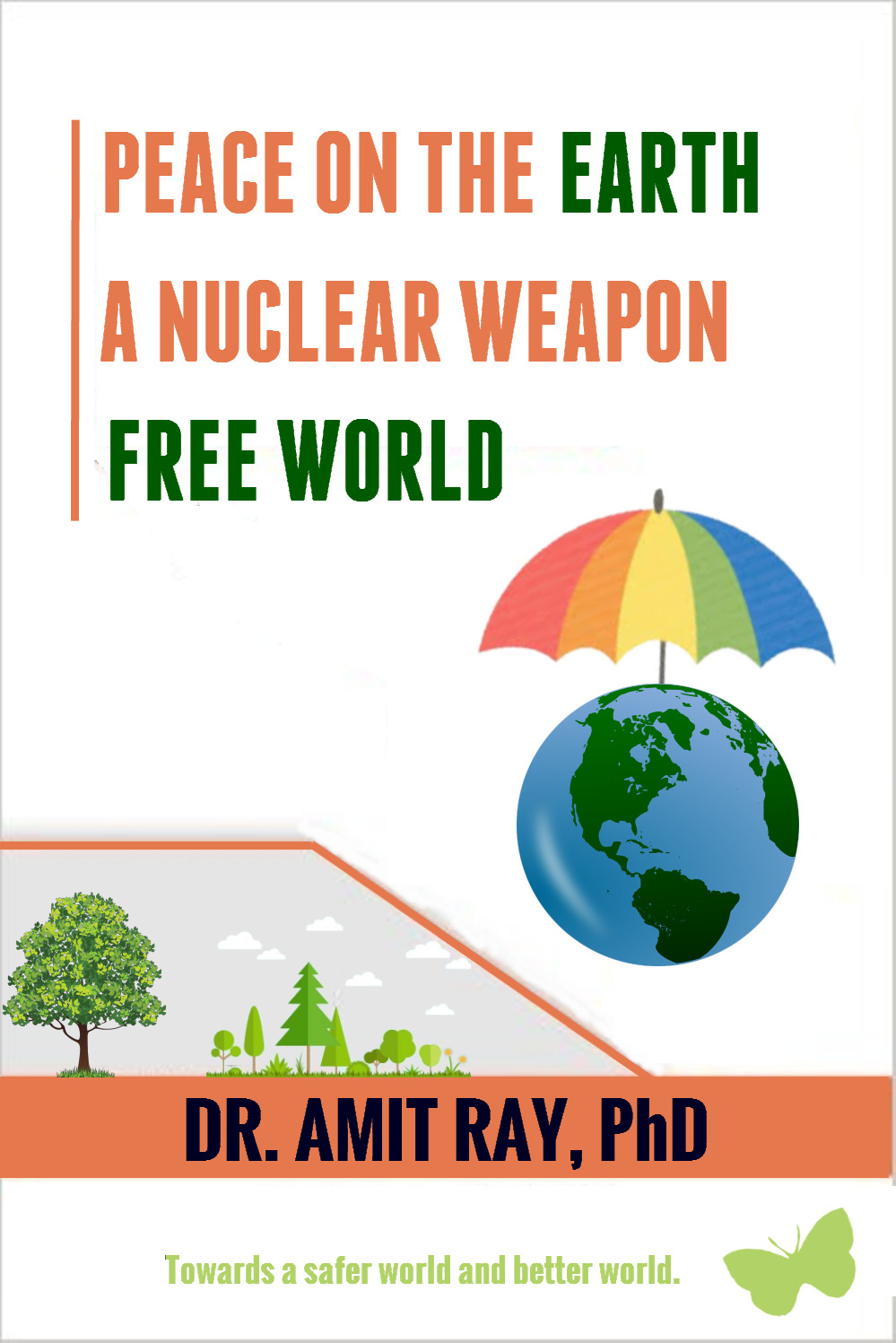 Nuclear Weapons Free World Peace on the Earth
