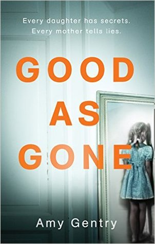 Image result for good as gone book