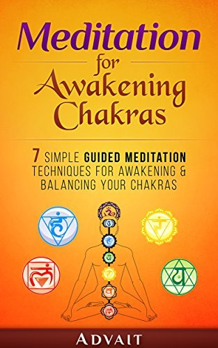 meditation for awakening chakras