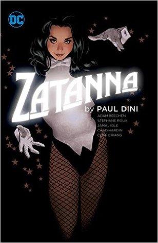 Zatanna by Paul Dini by Paul Dini