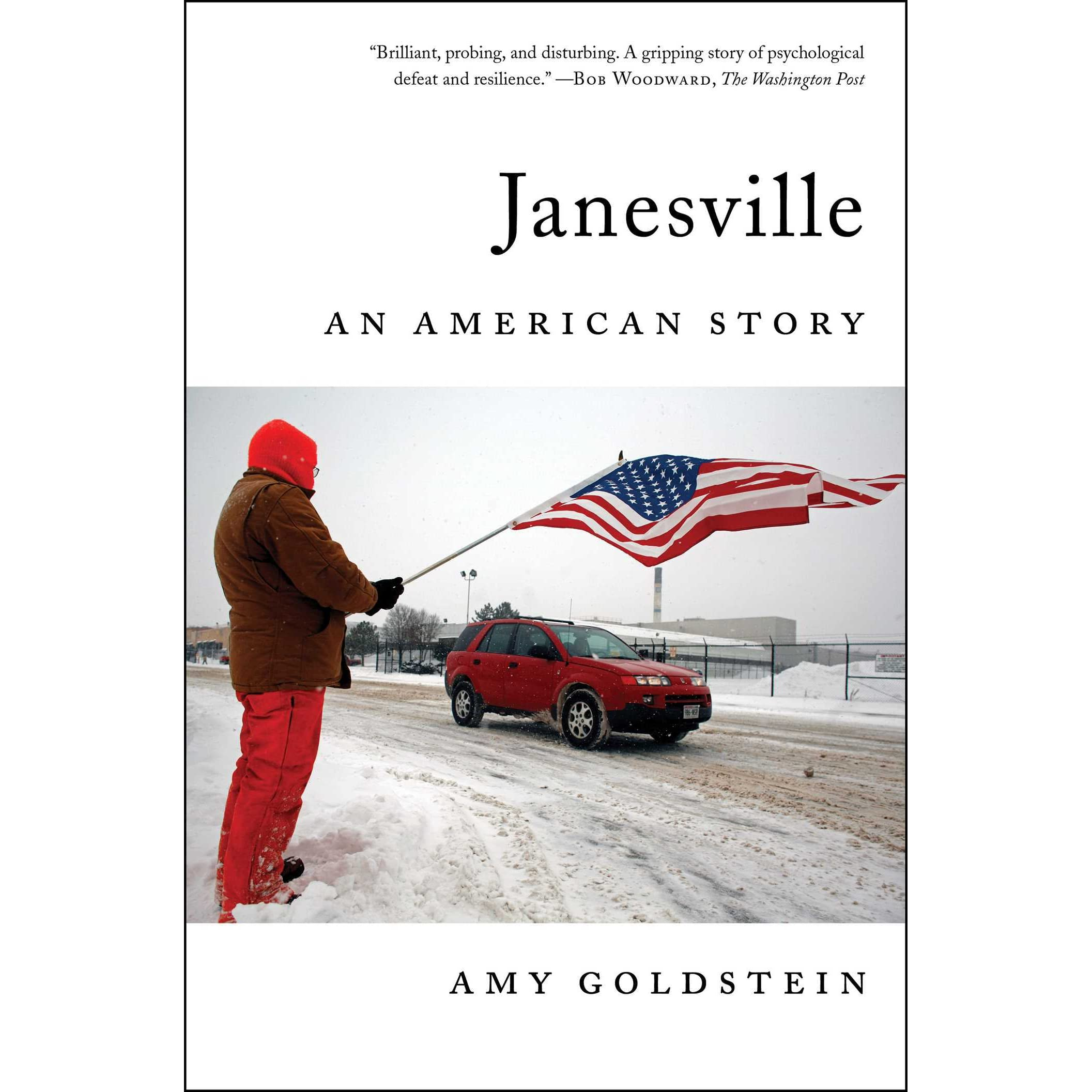 Janesville: An American Story by Amy Goldstein