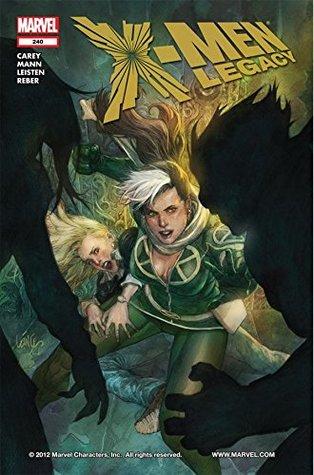 X-Men: Legacy #240
