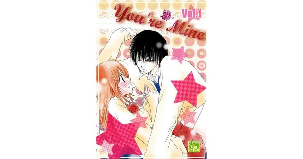 Youre Mine Vol.5 (Manga Comic Book Graphic Novel)
