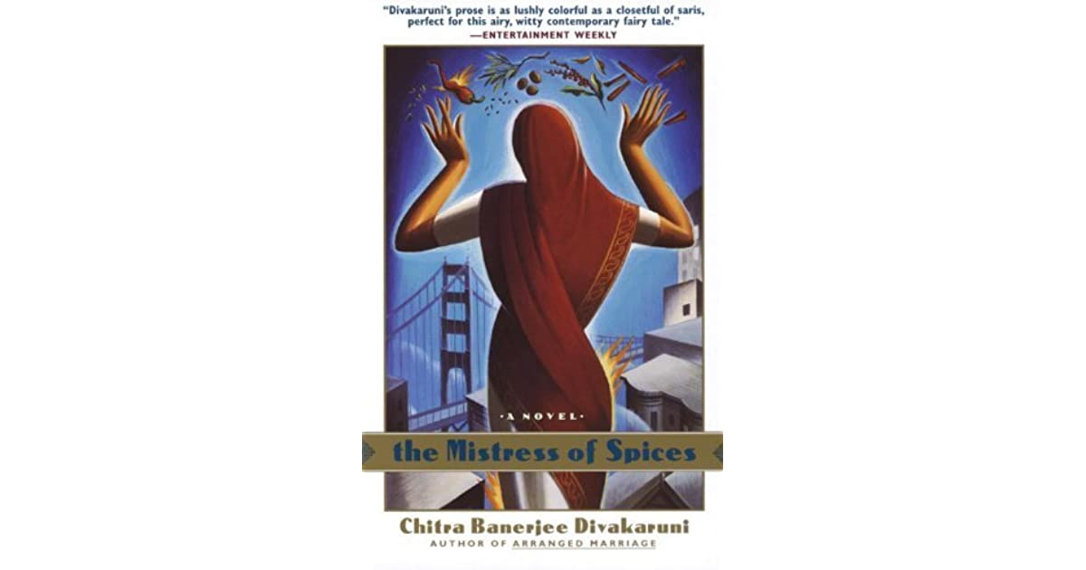 Mistress Of Spices Book