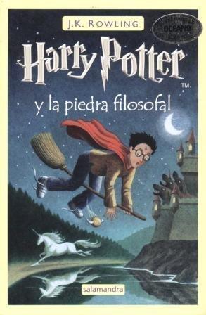 Harry Potter y la piedra filosofal by J.K. Rowling