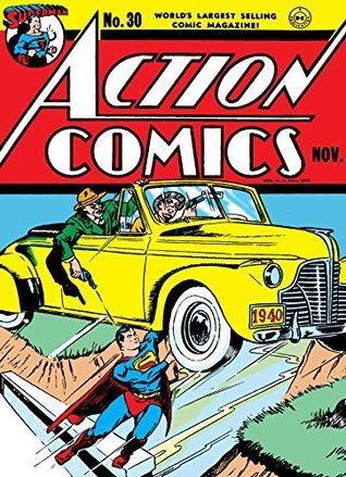 Action Comics (1938-2011) #30