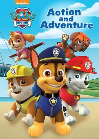 Nickelodeon Paw Patrol Action and Adventure