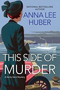 This Side of Murder (Verity Kent, #1)
