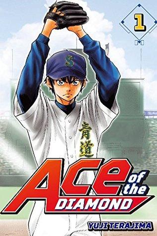 Ace of Diamond Complete manga set 1-47 comics Yuji Terajima Language Japanese