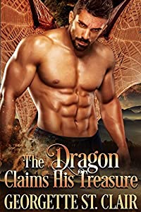 The Dragon Claims His Treasure (Starcrossed Dating Agency, #2)