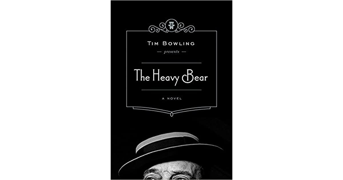 an analysis of the heavy bear who goes with me Poetics: 'the heavy bear who goes with me and then i found a poem by delmore schwartz, entitled 'the heavy bear who goes with me'.