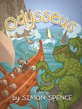 Odysseus: Book 3- Early Myths: Kids Books on Greek Myth