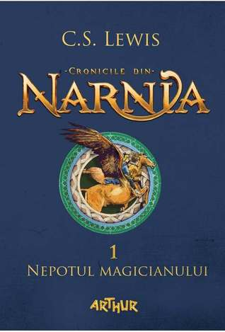 Nepotul Magicianului by C.S. Lewis