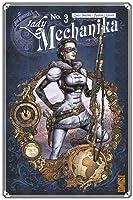 Lady Mechanika T.3: La Tablette des destinées (The Tablet of Destinies, #1-6)