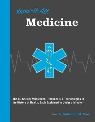 Know It All Medicine: The 50 Crucial Milestones, Treatments  Technologies in the History of Health, Each Explained in Under a Minute