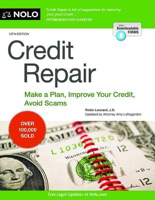 Credit Repair Make a Plan, Improve Your Credit, Avoid Scams