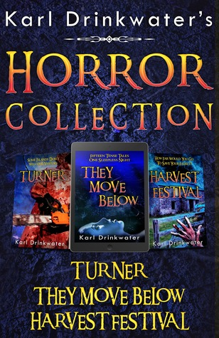 Karl Drinkwater's Horror Collection by Karl Drinkwater