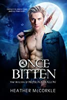 Once Bitten (The Wolves of Hemlock Hollow, #1)