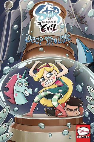 Disney Star vs The Forces of Evil: Deep Trouble: Comics Collection