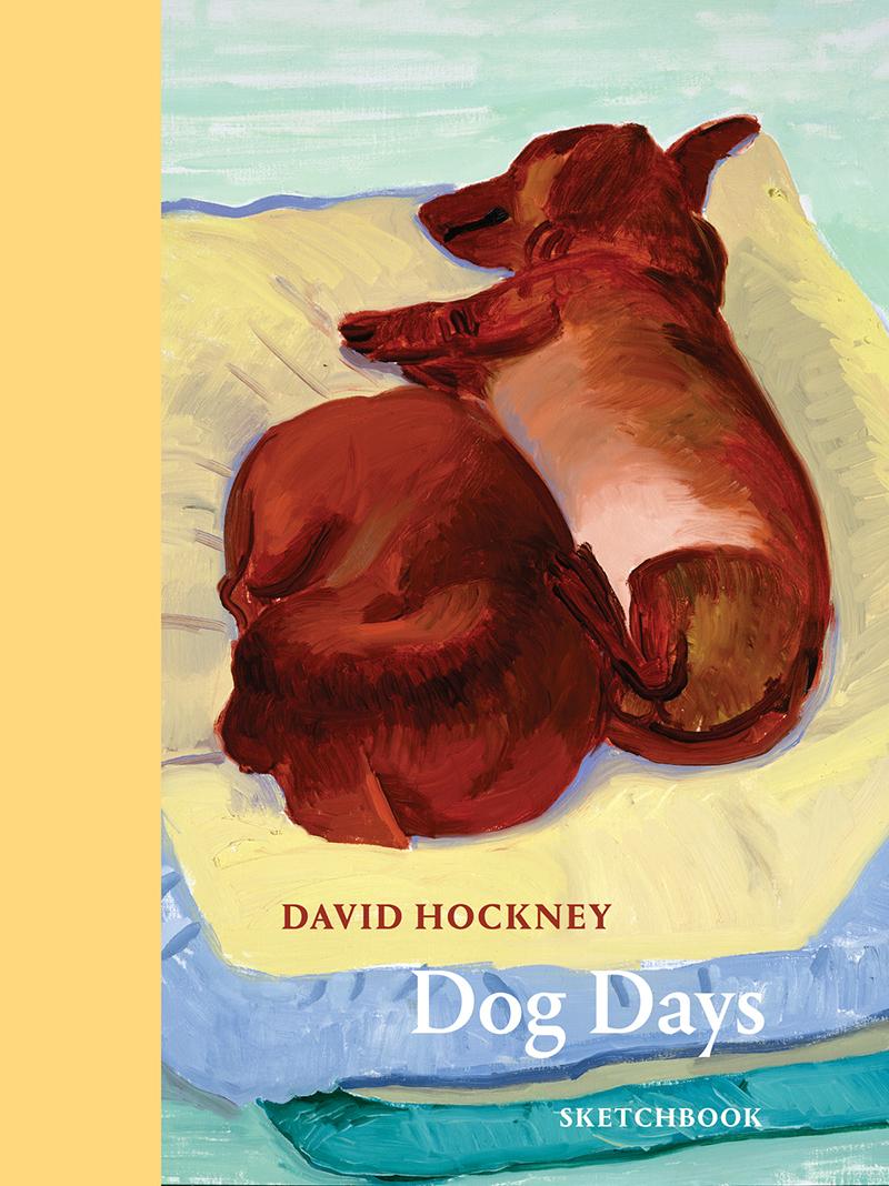 David Hockney s Dog Days