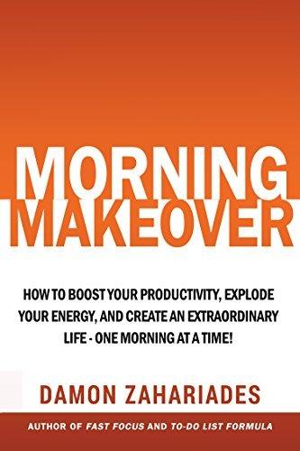 morning makeover