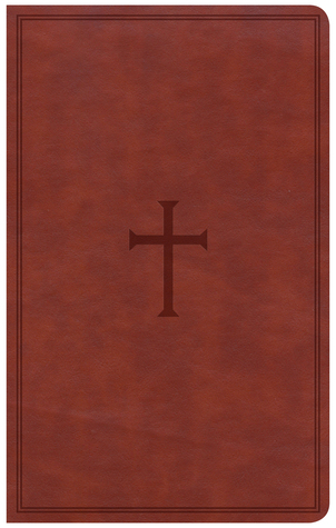 CSB Ultrathin Reference Bible by Anonymous