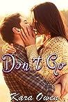 Don't Go: A Sweet Romance