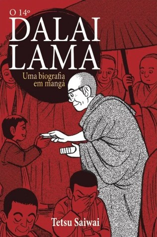 the 14th dalai lama a manga biography