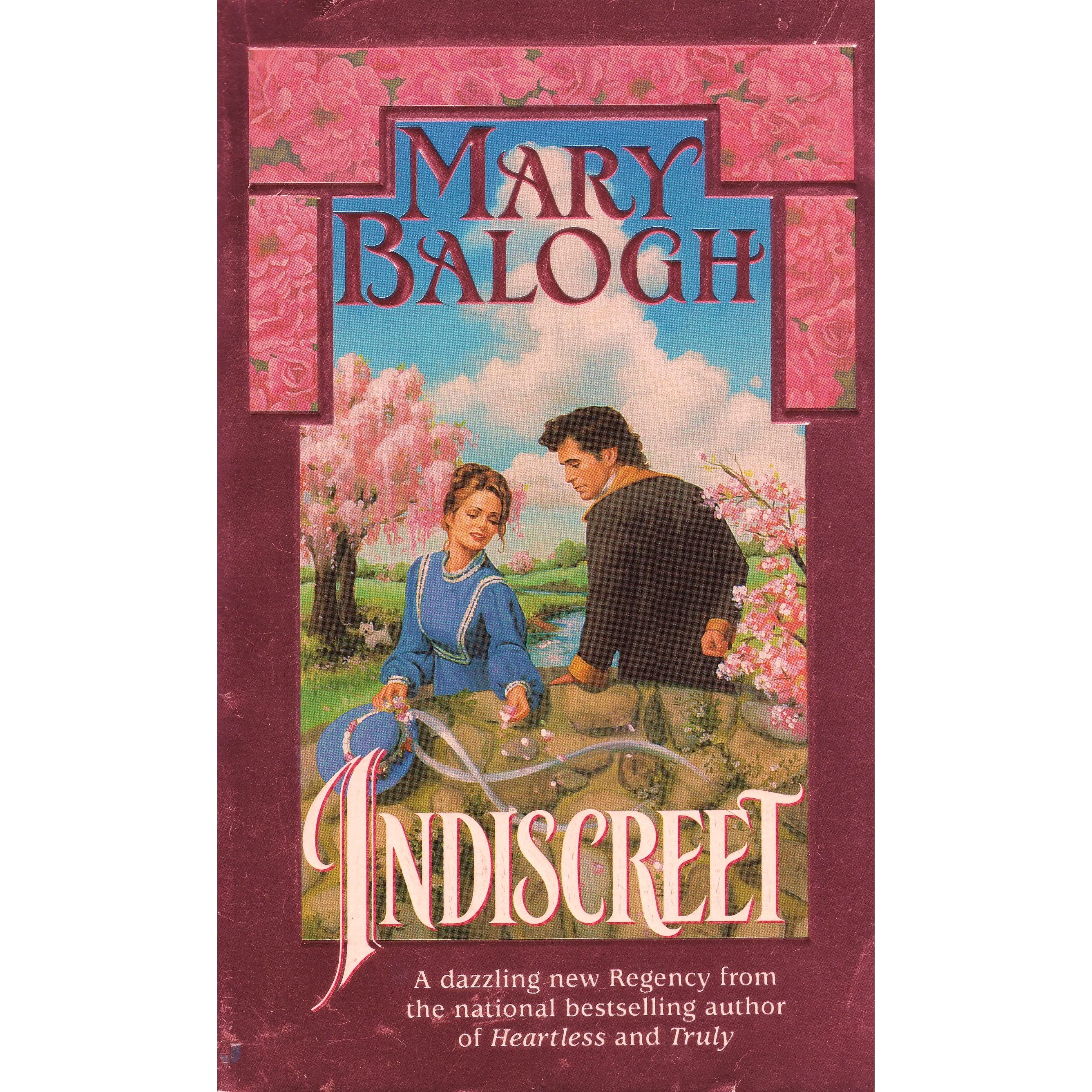 Indiscreet (horsemen Trilogy, #1) By Mary Balogh €� Reviews, Discussion,  Bookclubs, Lists
