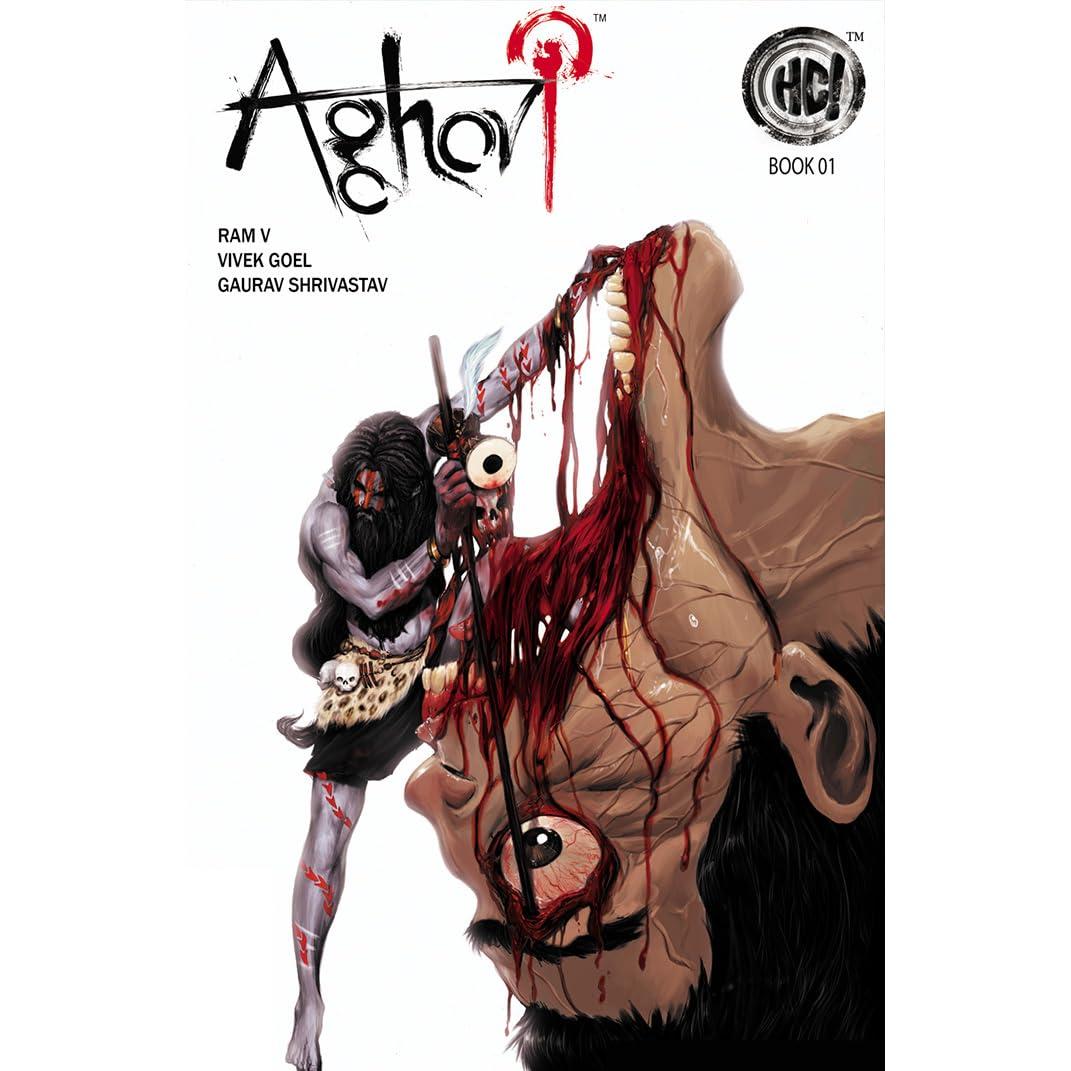 Aghori Book 1 by Ram V