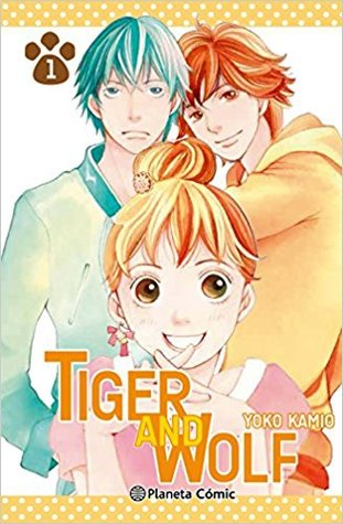 Tiger and Wolf , tomo 1 (Tigers and Wolves, #1)