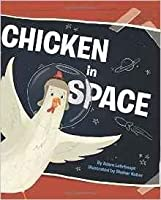 Chicken in Space Paperback & Audio CD