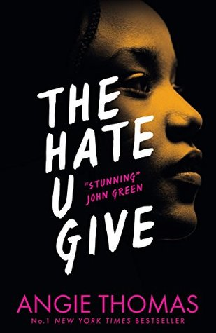 The Hate U Give six-chapter sample by Angie Thomas