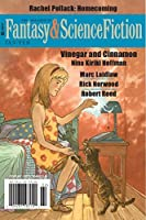 The Magazine of Fantasy & Science Fiction January/February 2017