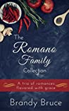The Romano Family Collection: A Trio of Romances Flavored with Grace